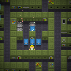 Game Screenshot Pixoban