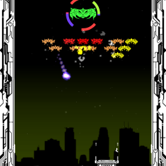 Game Screenshot Spaceout
