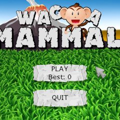 Game Screenshot Wac-A-Mammal