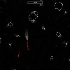 Game Screenshot OSG Asteroids
