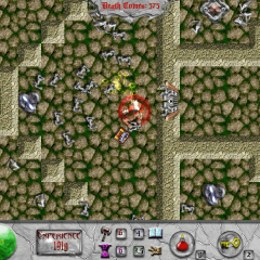 Game Screenshot Gauntlet