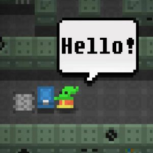 Welcome Page Hello Image
